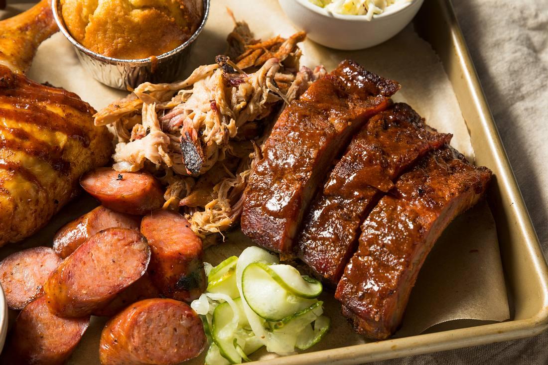 BBQ-Saucen Barbecue-Saucen