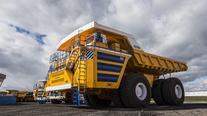 Monster-Maschinen: Die 10 größten Lastwagen der Welt