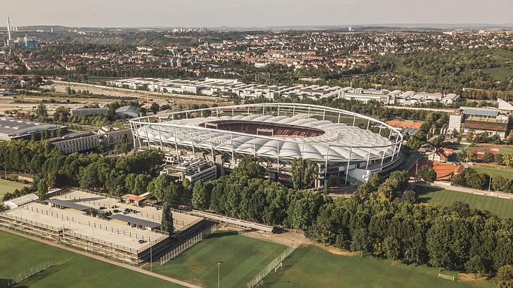 Beliebte Fußballstadien (Symbolfoto)