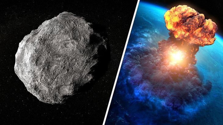 Der Asteroid Bennu kommt uns gefährlich nah