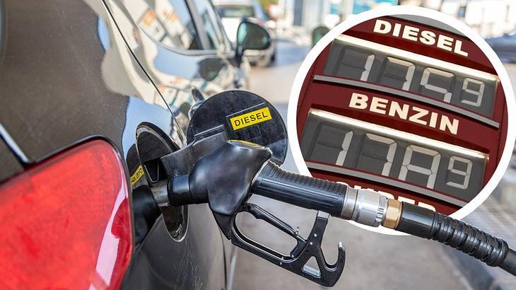Benzinpreise dürften wieder steigen