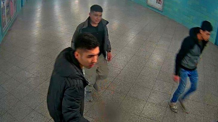 Berliner Polizei sucht feige Schläger