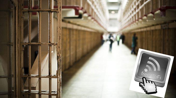 Digitale Freiheit: Häftlinge bekommen WLAN für 7,3 Millionen Euro