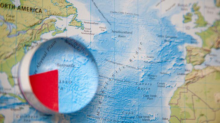 Was macht das Bermuda-Dreieck so unberechenbar?