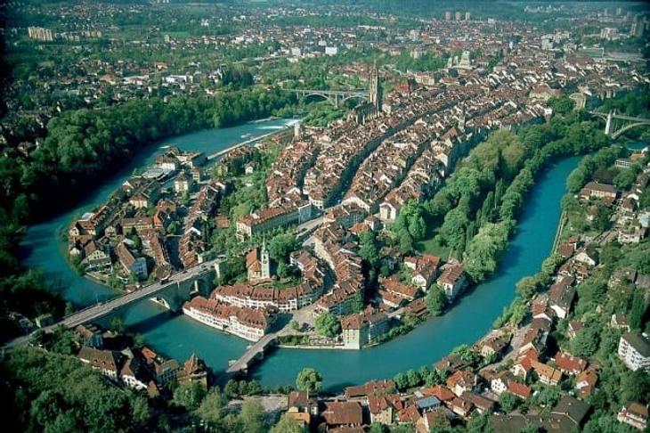 Ein Foto von Bern