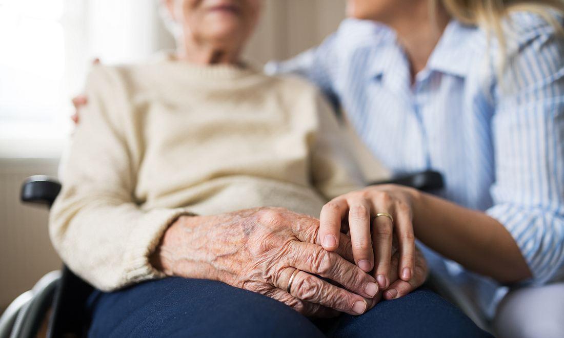 Besonders gefährdet: ältere Menschen