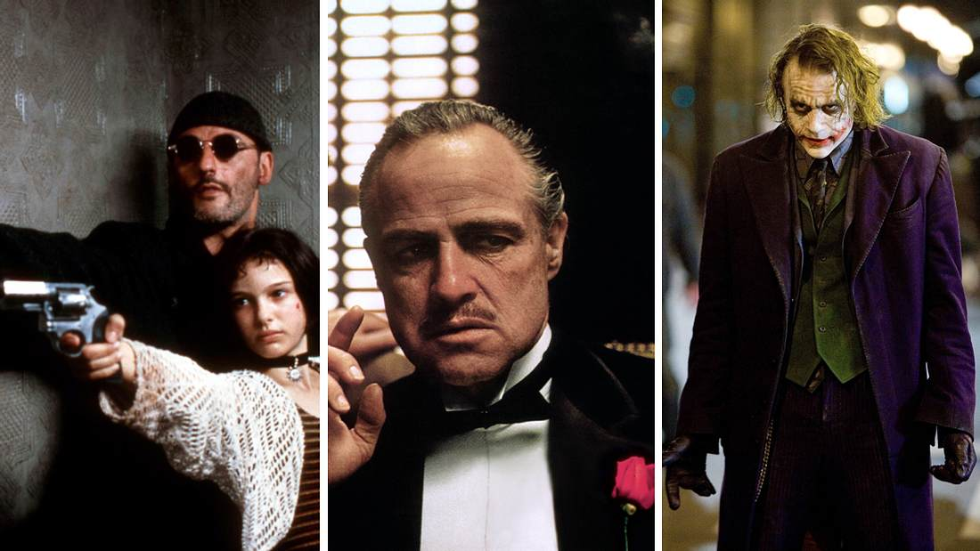 Die besten Filme – laut imdb