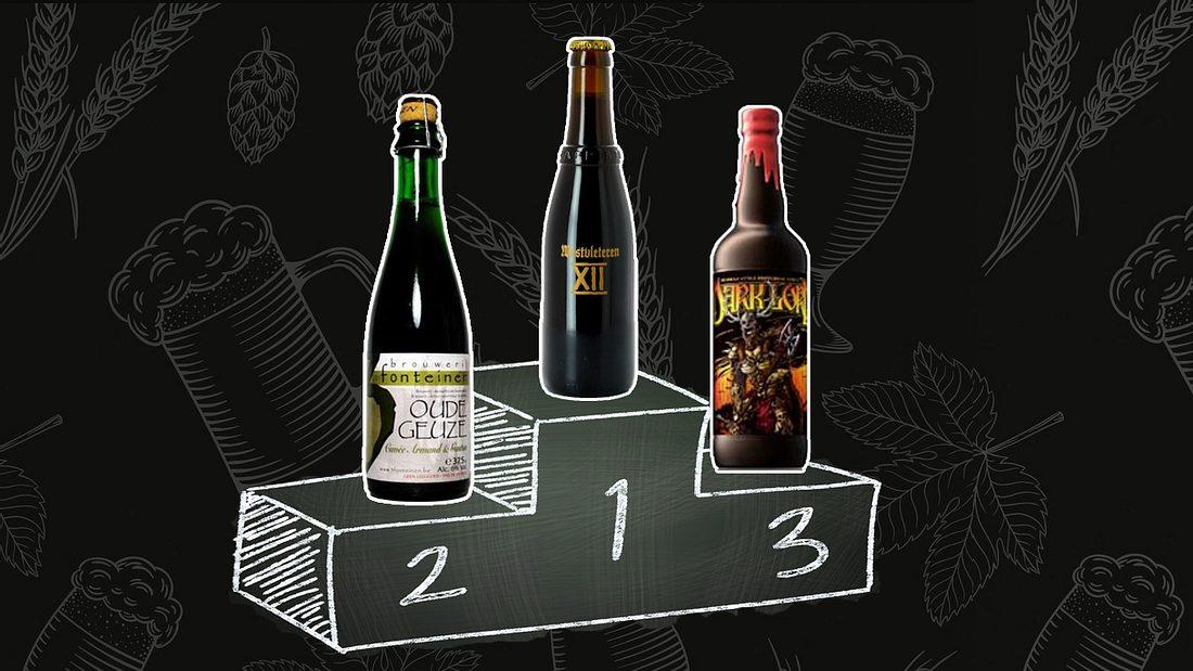 Die Top 3 der besten Biere der Welt