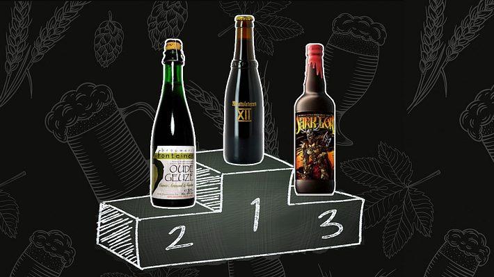 Die Top 3 der besten Biere der Welt - Foto: iStokc/airdone/mushroomstore, ratebeer.com