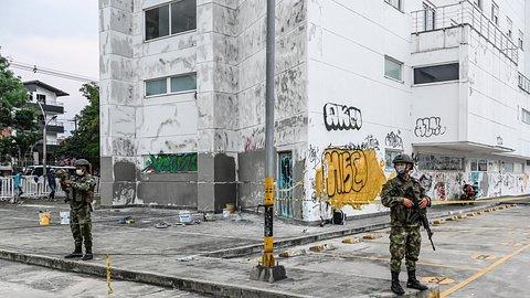 Wegen Corona: Kokain-Morde in Kolumbien auf historisch niedrigem Niveau