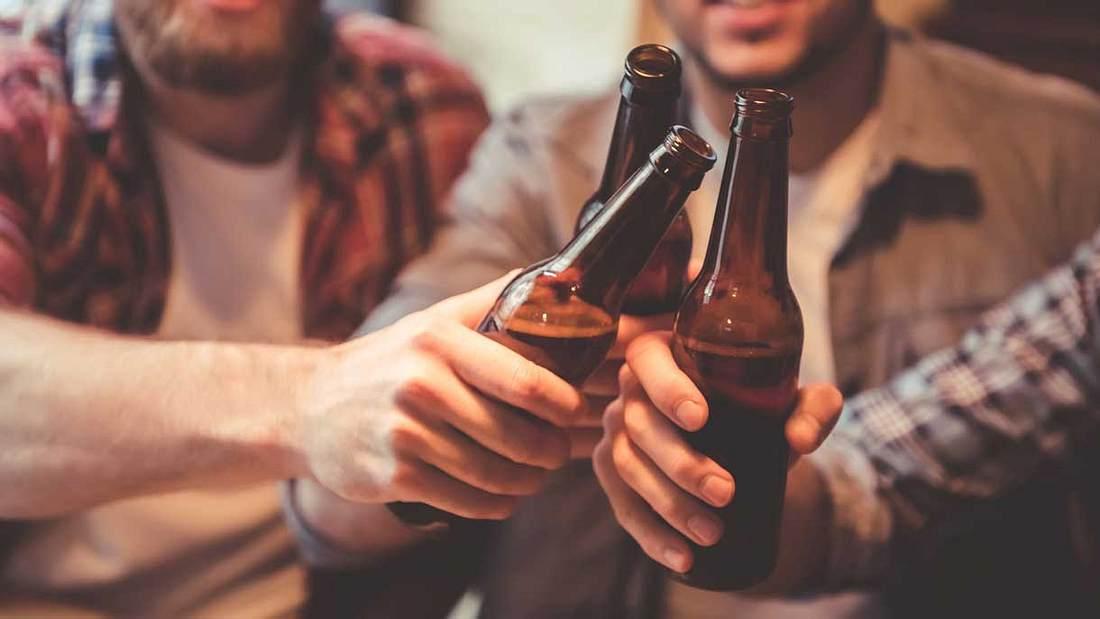 Deutsche trinken zu wenig Bier