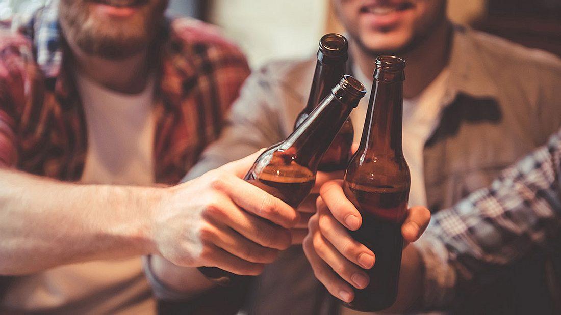 Bier hilft beim Abnehmen (Symbolfoto).