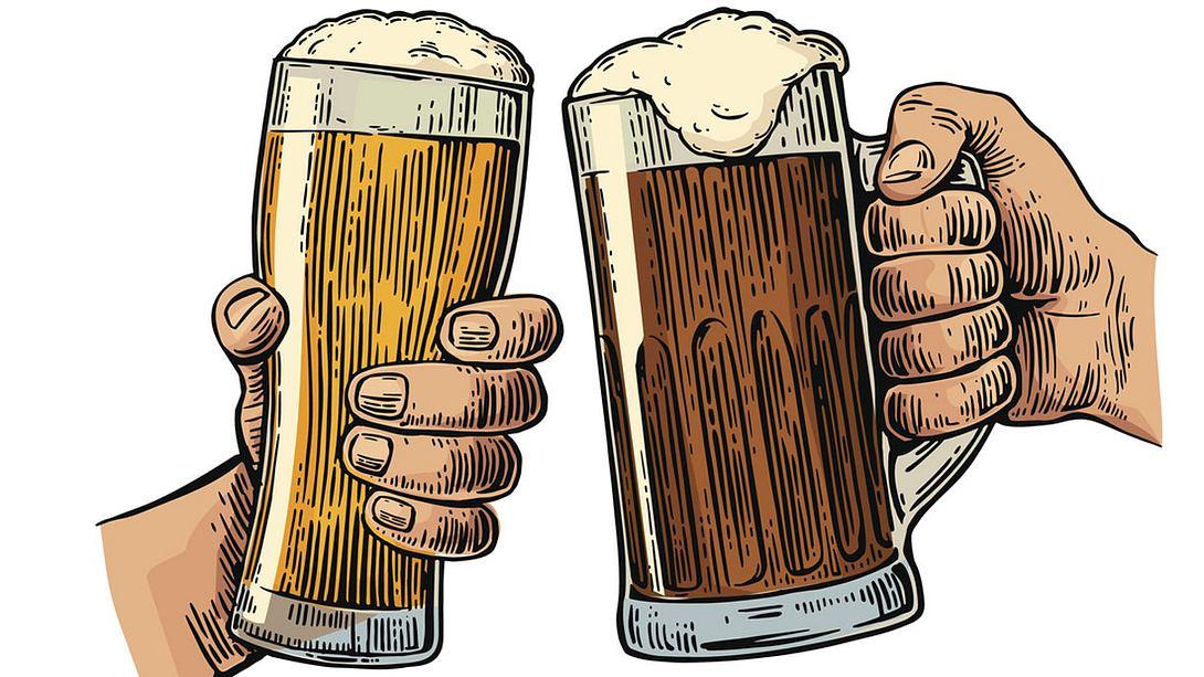 Das teuerste Bier der Welt - Foto: iStock / DenPotisev