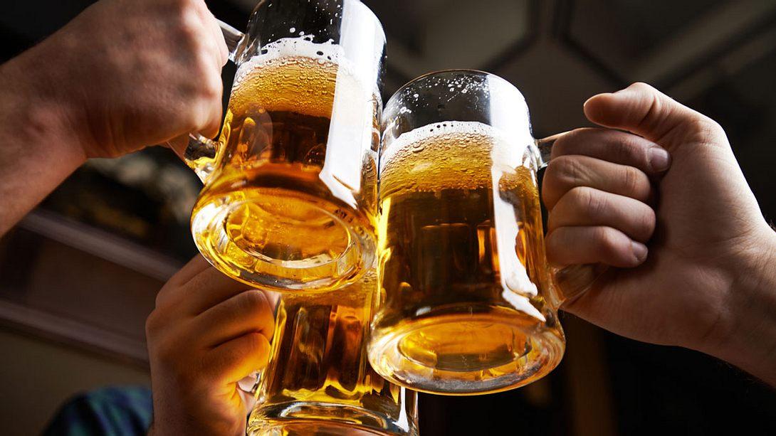 Studie: So viel Bier musst du trinken, um abzunehmen
