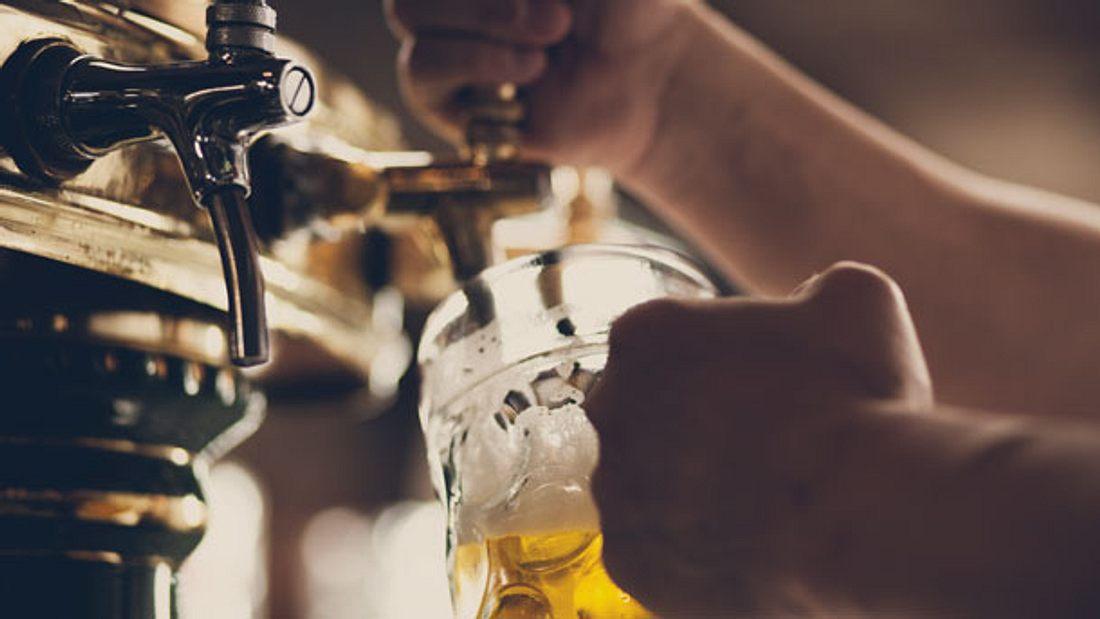 Bierzapfanlage - Bier - Zapfanlage - Bier zapfen
