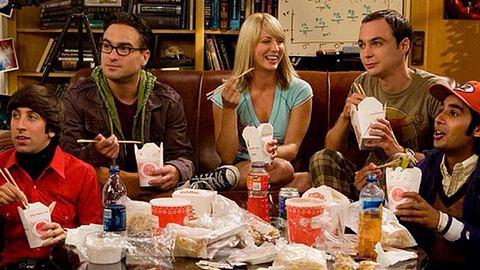 Neue Staffeln für The Big Bang Theorie - Foto: TVMan