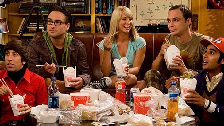 Neue Staffeln für The Big Bang Theorie