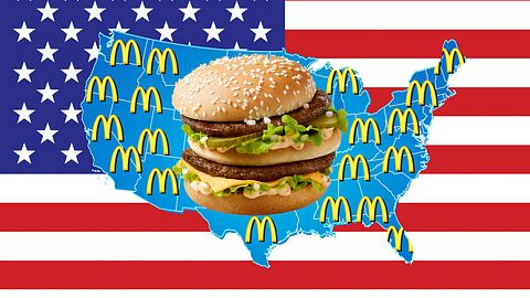 Trivia: Wie viele Big Macs hat McDonald's 2017 verkauft?