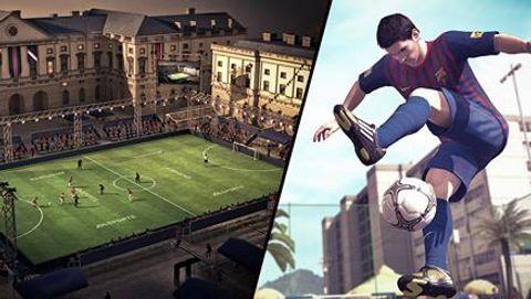 FIFA 18: Geleaktes Video zeigt FIFA Street kommt zurück! - Foto: EA Sports