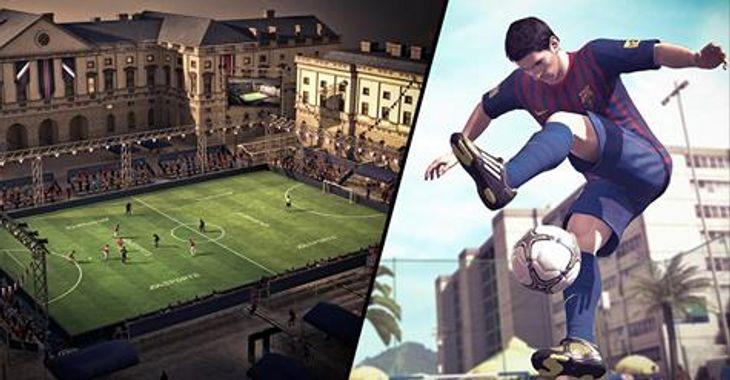 FIFA 18: Geleaktes Video zeigt FIFA Street kommt zurück!