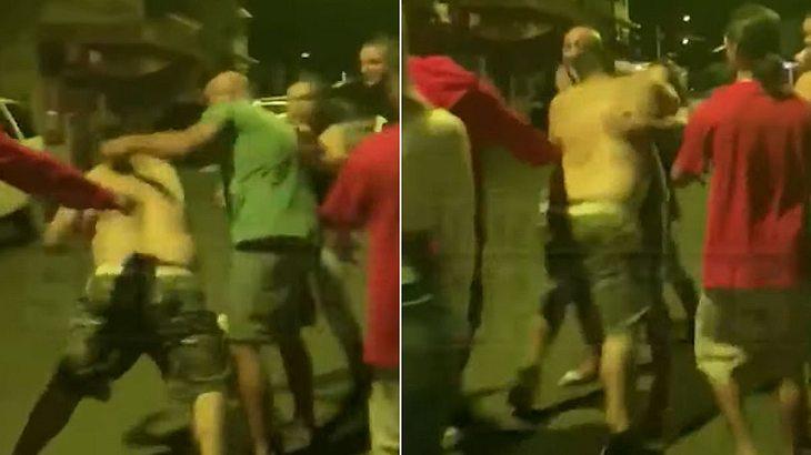 Ex-UFC-Champ B.J. Penn in Straßenkampf ausgeknockt