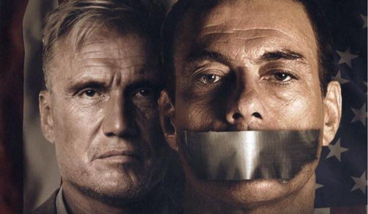 """""""Black Water"""" mit Jean-Claude Van Damme und Dolph Lundgren soll 2018 in die Kinos kommen"""