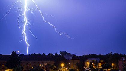 Schlägt ein Blitz zweimal an derselben Stelle ein?
