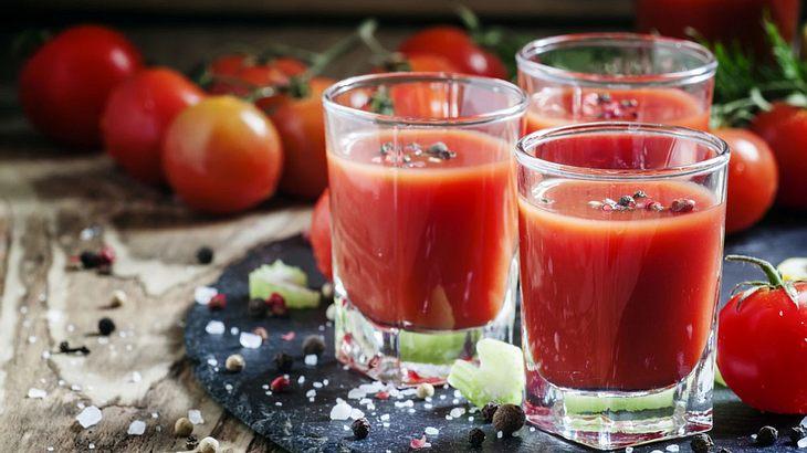 Bloody Mary: Klassiker mit Salz und Pfeffer