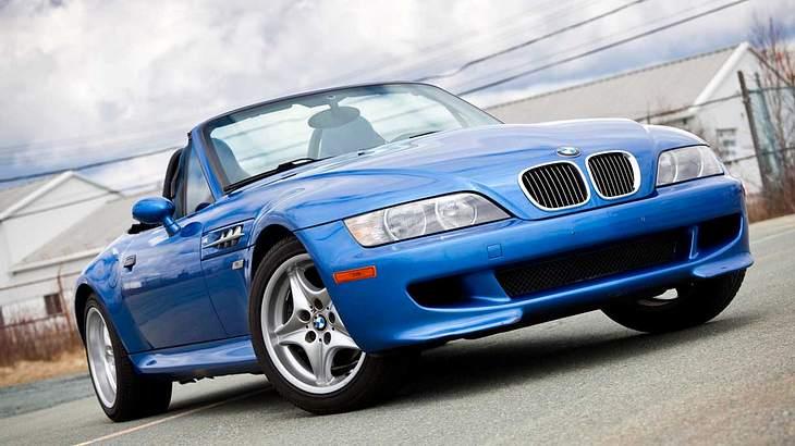 Sind BMW-Fahrer die Schlimmsten im Straßenverkehr