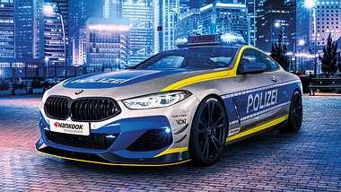 BMW 850i von AC Schnitzer - Foto: TUNE IT! SAFE!