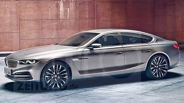 9er Reihe: Das ist der kommende Über-BMW