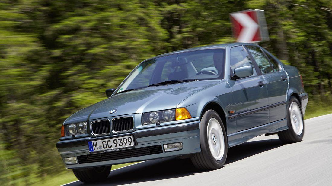 Coupé-Klassiker: Der 1994er BMW E36