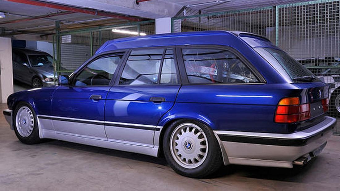 Geheime Garage: Hier lagert BMW Schätze, die nie in Serie gingen