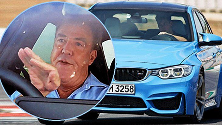 Ärgerlich: Brite kauft defekter Top-Gear-Testwagen