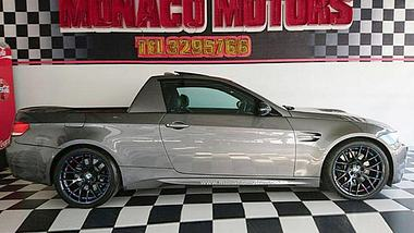 Tuner bauen BMW M3 zu Pick-up um - Foto: Mad Dog Racing