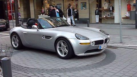 Auktion: Steve Jobs BMW Z8 wird versteigert