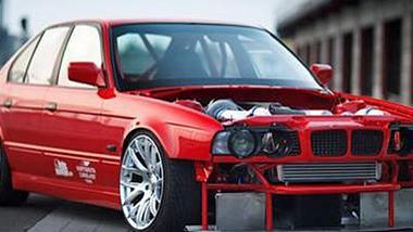 950 PS: DerBMW5er(E34) von MI Performance - Foto: MI Performance