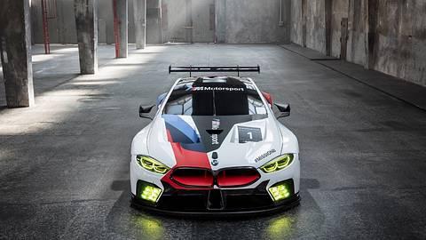 BMW M8 GTM mit 500 PS vorgestellt