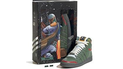 Star Wars x Adidas – So sieht die intergalaktische Zusammenarbeit aus