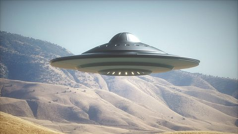 Wegen Alien-Technologie: FBI-Razzia bei Wissenschaftler