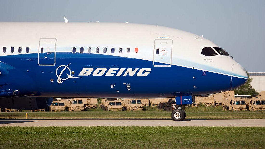 Warum die Typ-Bezeichnungen von Boeings immer mit einer 7 anfangen