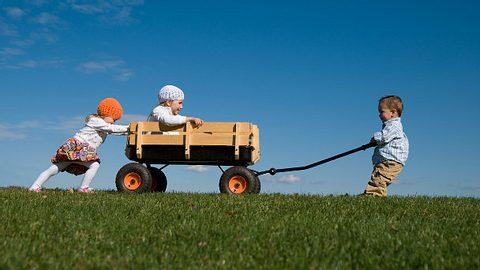Bollerwagen Kinder: So findest du das perfekte Modell