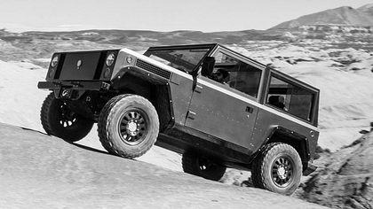 Bollinger Motors stellt kantigen Elektro-Pickup-Truck B2 vor