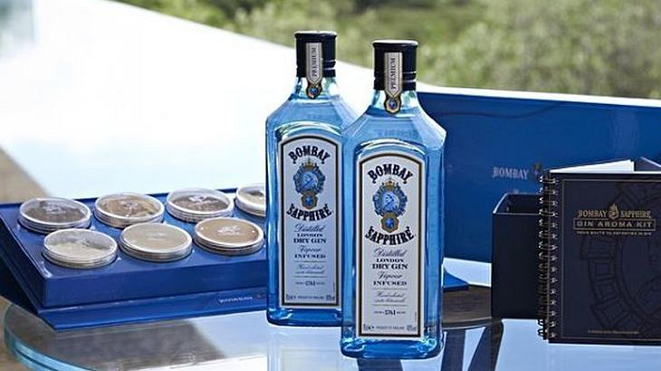 Bombay Sapphire Ging
