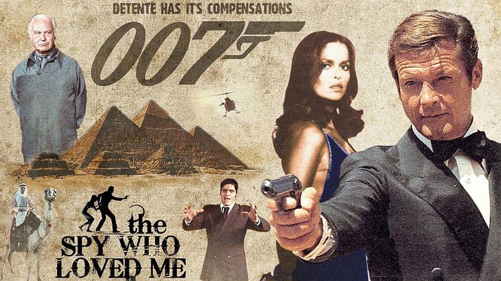 James Bond. Der Spion, der mich liebte (1977)