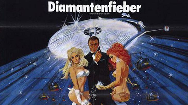 James Bond: Diamantenfieber (1971)