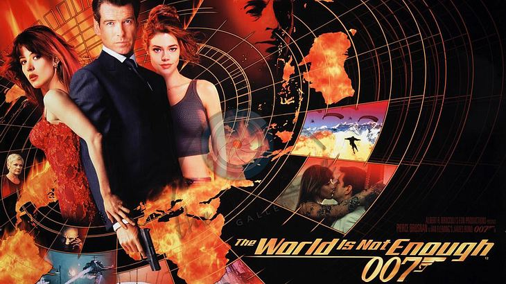 James Bond: Die Welt ist nicht genug (1999)