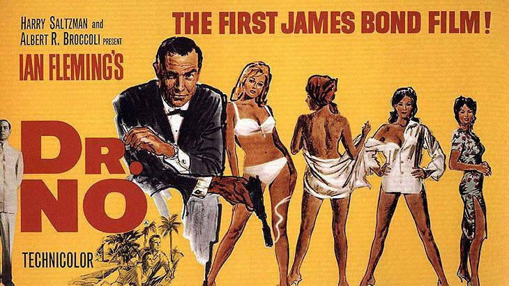 James Bond: Dr. No. (1962)