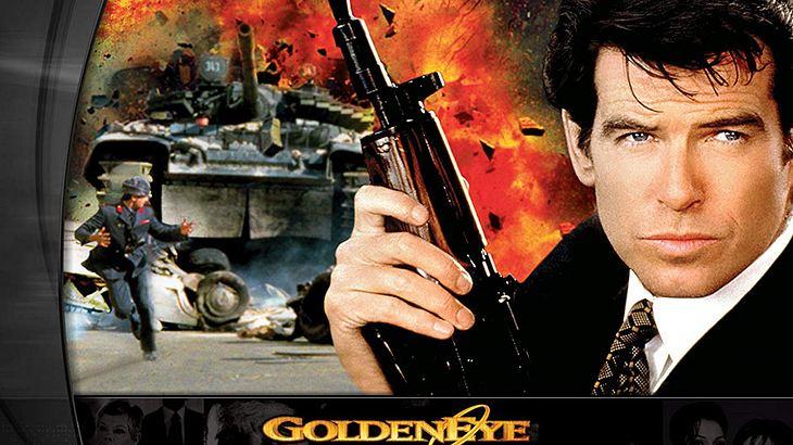 James Bond: GoldenEye (1995)