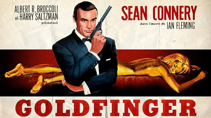 James Bond:Goldfinger (1964)